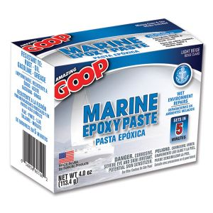 Amazing GOOP Marine Epoxy Paste