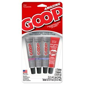 Amazing GOOP Mini Tubes
