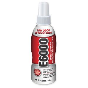 E6000 Industrial Adhesive | In The Home & On The Job Products