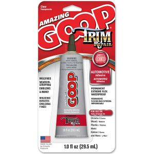 Amazing GOOP Trim Repair