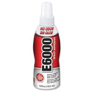 E6000 Spray Adhesive