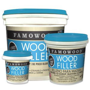 FAMOWOOD Latex Wood Filler