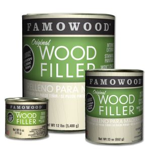 FAMOWOOD Original Wood Filler