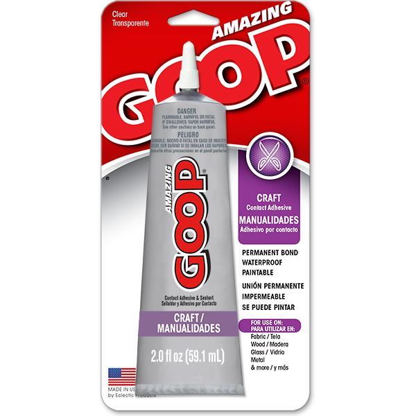 Amazing GOOP Craft | In The Home & On The Job Products