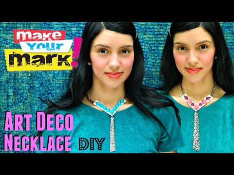 How to: Art Deco Necklace