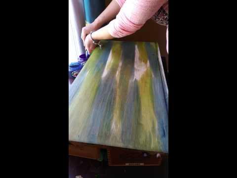 Unicorn SPiT Gel Stain : Jeweled Pond Effect
