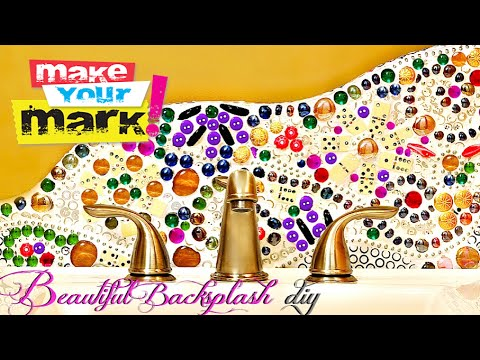 How to: Beautiful Backsplash DIY