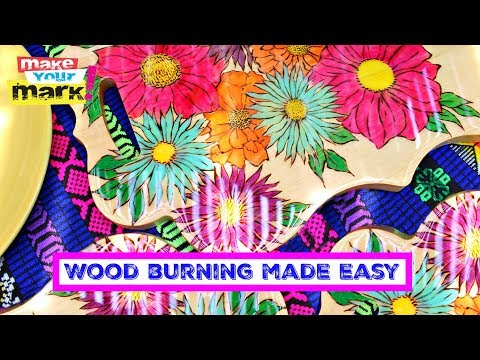 Wood Burning Made Easy - Unicorn SPiT
