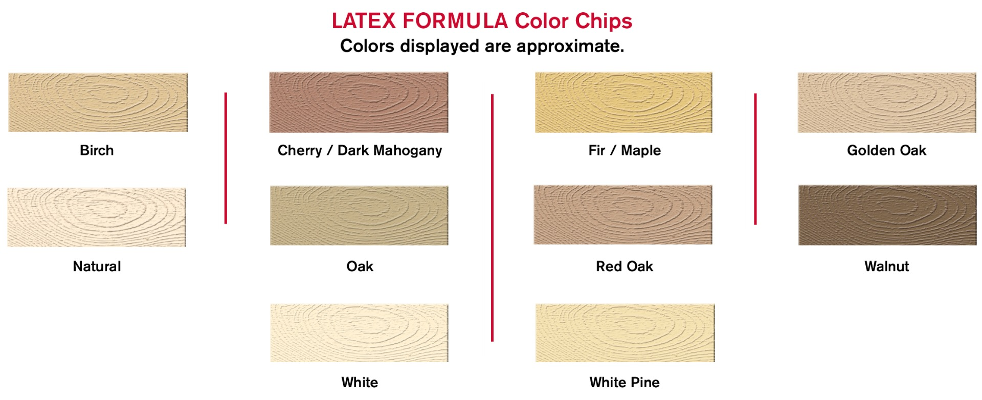 Famowood Latex Wood Filler Famowood Products In The